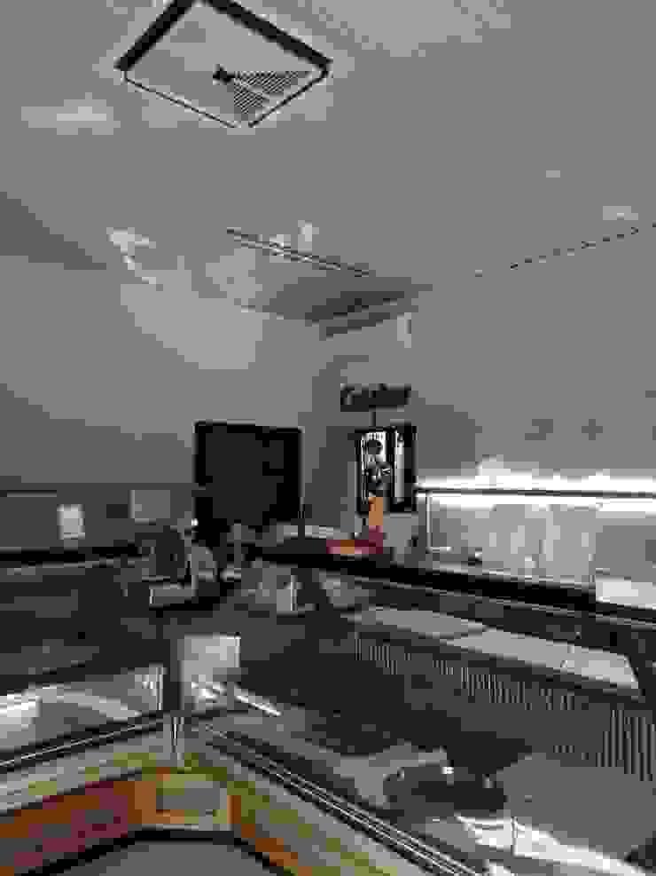 Vista interna dello spazio prima dei lavori di viemme61 Classico