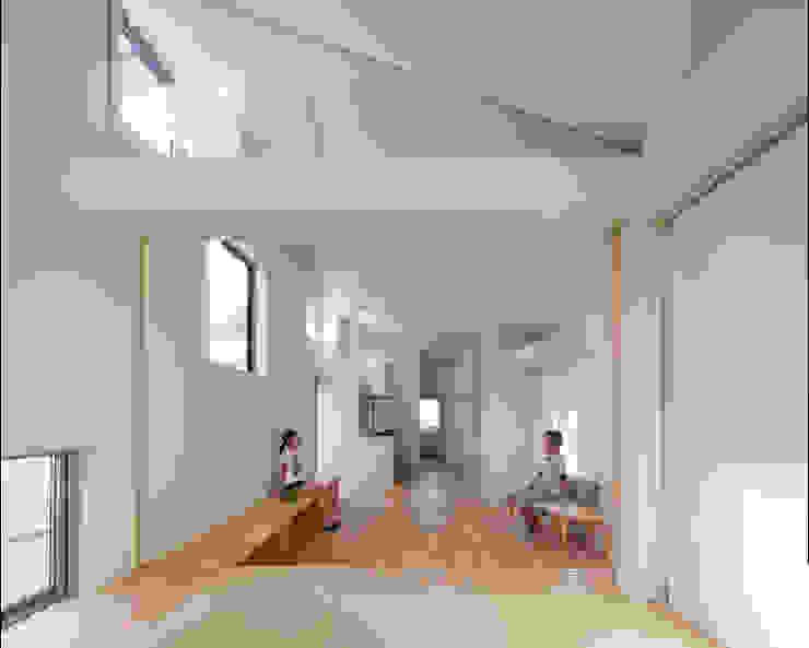 藤原・室 建築設計事務所 Modern media room