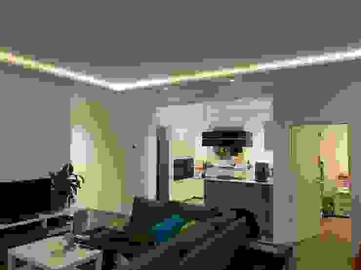 u&i smarthome OHG Living room