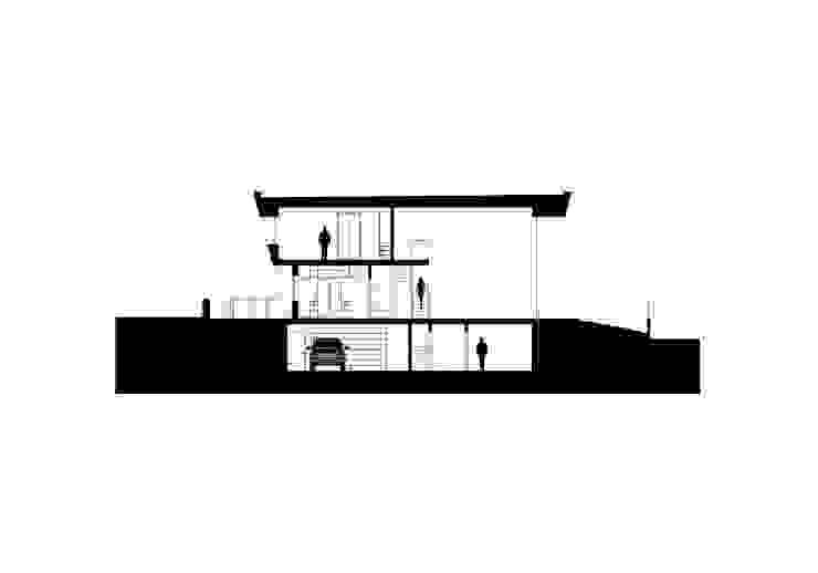Moradia Botica Meireles Cabral Arquitectos Casas modernas