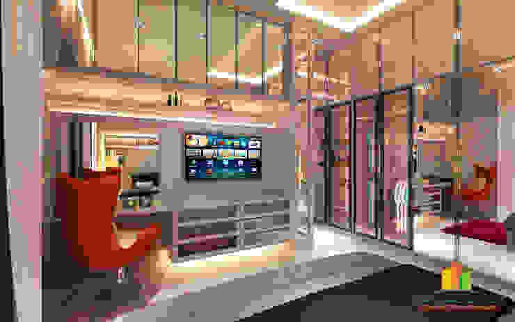 Bedroom Set Pekanbaru Oleh INTERIAU LIVING