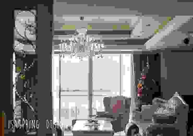 微風晨曦之宅 根據 伊境室內裝修設計有限公司 古典風