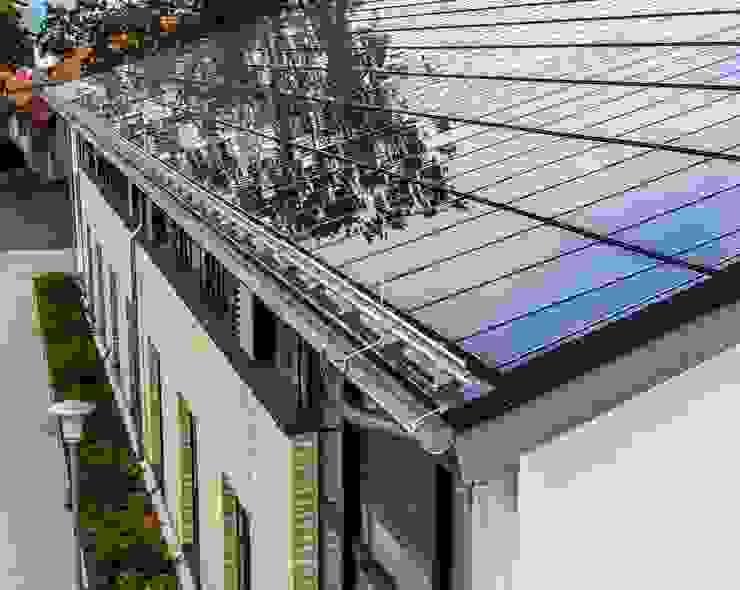 Neubau Grundschule Peine-Stederdorf: Passivhaus mit gebäudeintegrierter Photovoltaikanlage (GIPV) Architektur- und TGA-Planungsbüro Carsten Grobe Passivhaus Moderne Schulen