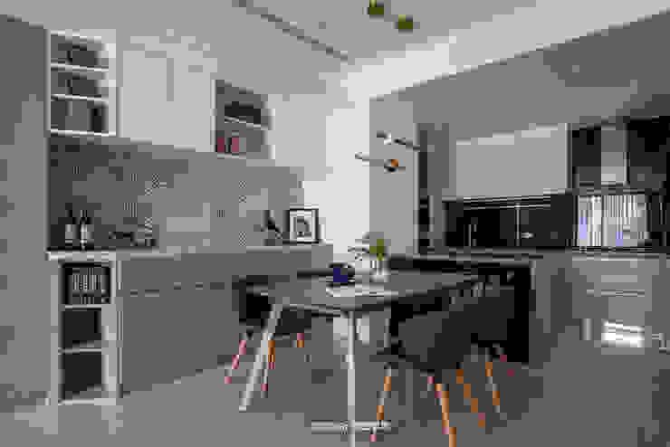 餐廳 根據 欣和室內裝修有限公司 現代風