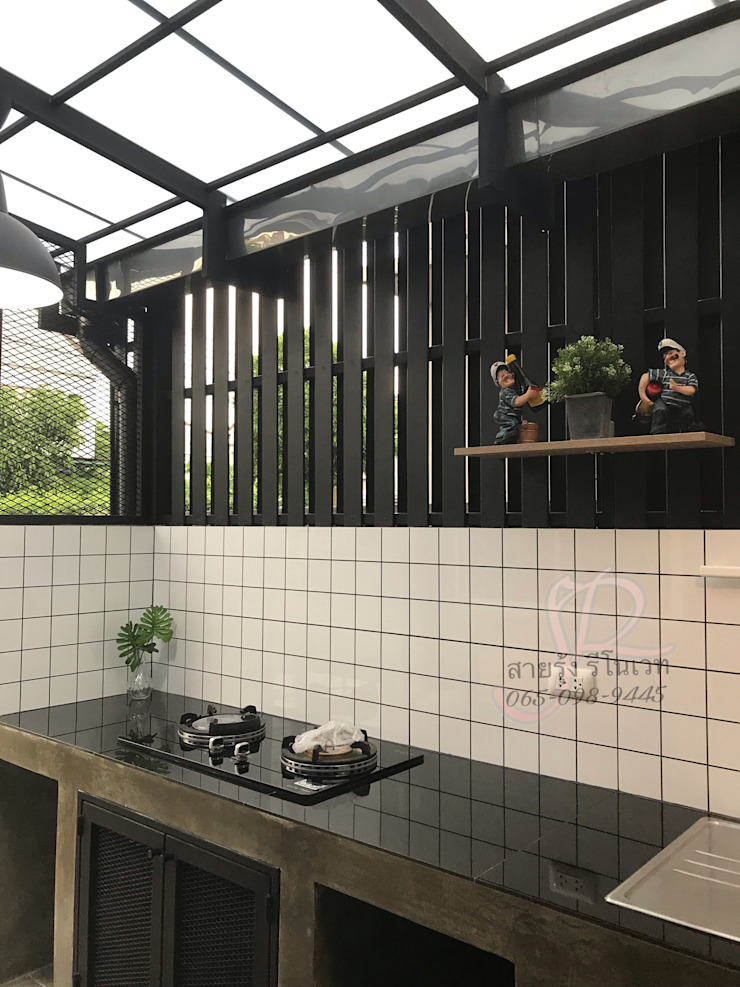 สายรุ้งรีโนเวท Cocinas modernas