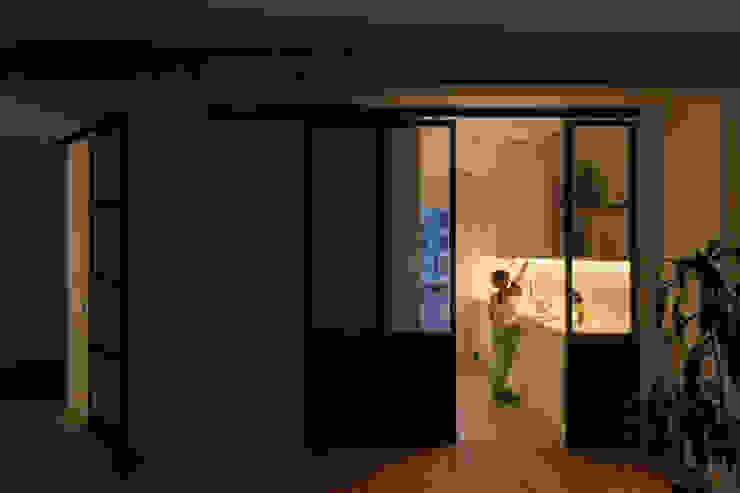DonateCaballero Arquitectos Built-in kitchens