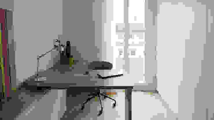 DonateCaballero Arquitectos Modern study/office