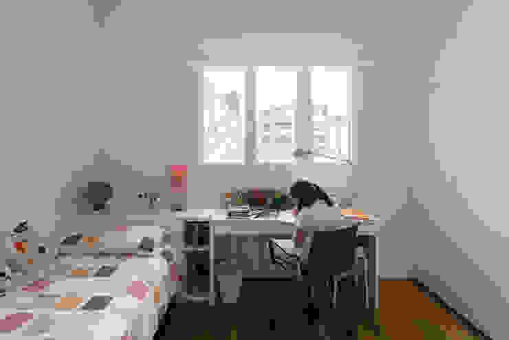 DonateCaballero Arquitectos Girls Bedroom