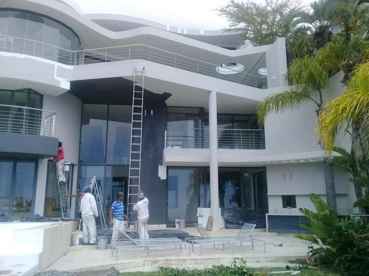 Painters Fresnaye: colonial  by Painters Cape Town - Southern Suburbs, Colonial