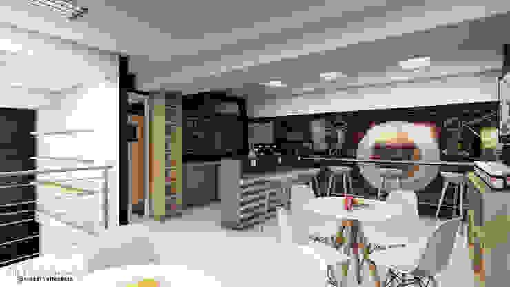 Vida Arquitectura Modern Dining Room