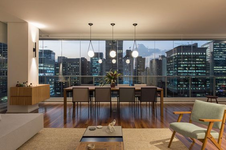 INÁ Arquitetura ComedorAccesorios y decoración
