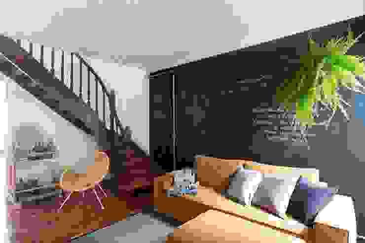INÁ Arquitetura SalonKanapy i fotele