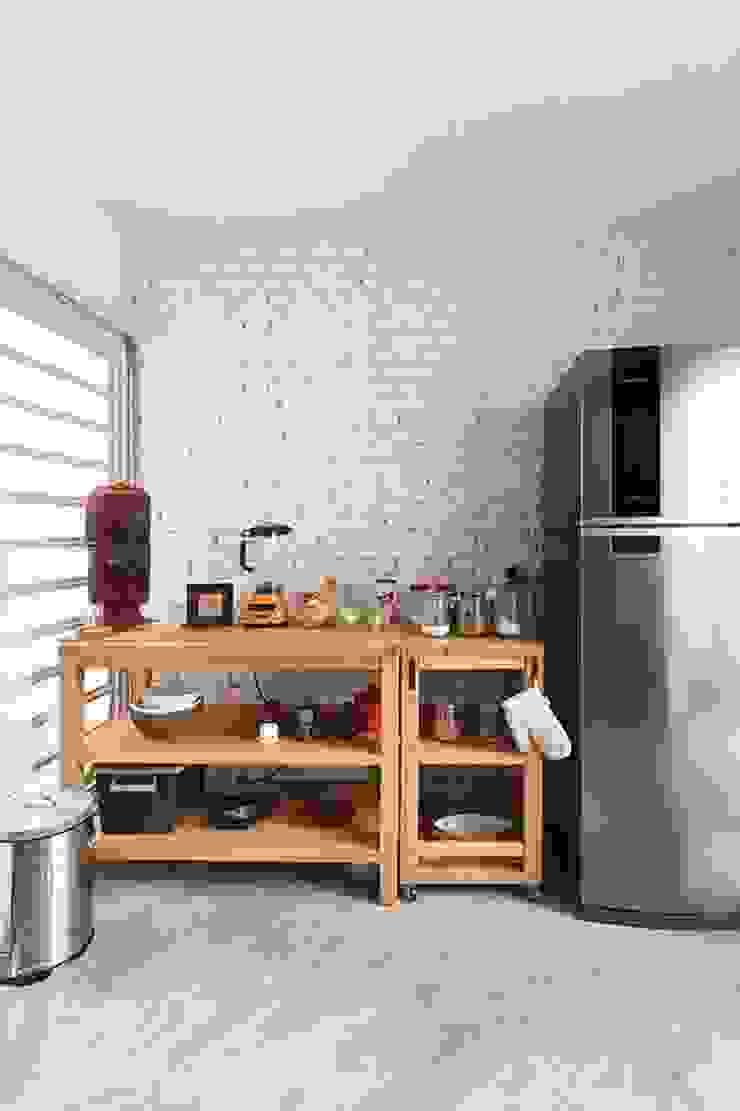INÁ Arquitetura KuchniaMeble do przechowywania