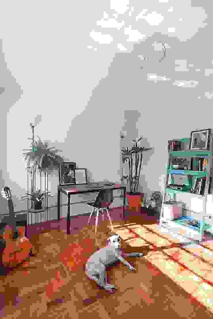 INÁ Arquitetura Pomieszczenia biurowe i magazynowe