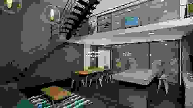 Boom Taller de Arquitectura Living room