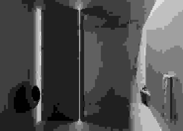 Rendergram Casas de banho modernas Betão