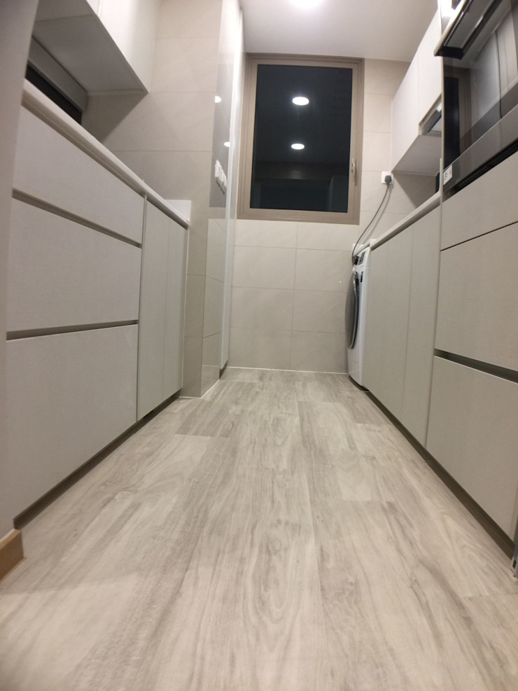 Residential Vinyl Project Classic style kitchen by The Floor Gallery Pte Ltd Classic