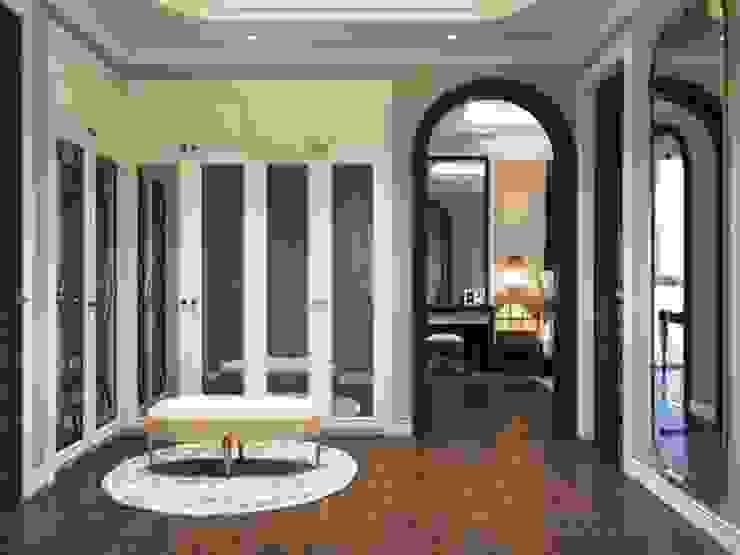 Sốc trước ý tưởng thiết kế cực sang trọng của căn hộ Sunwah Pearl Nhà bếp phong cách hiện đại bởi Thiết kế nội thất ICONINTERIOR Hiện đại