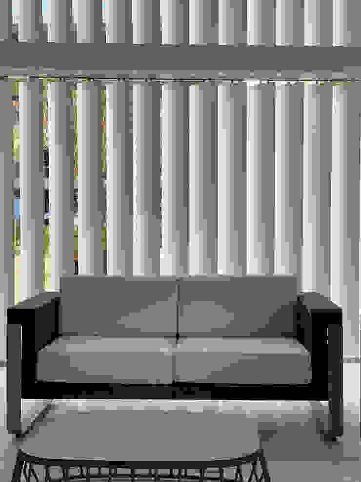 lam chắn nắng bởi Công ty TNHH Sản xuất trần nhôm và chắn nắng Basi Việt Nam