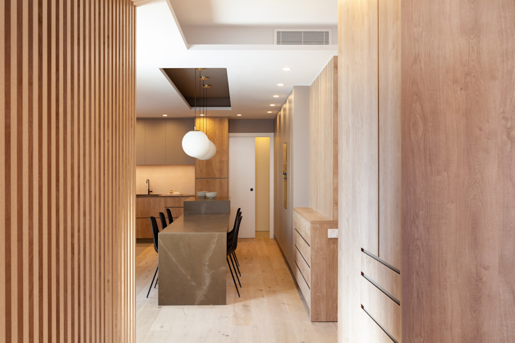 ESTUDIO DE CREACIÓN JOSEP CANO, S.L. Built-in kitchens