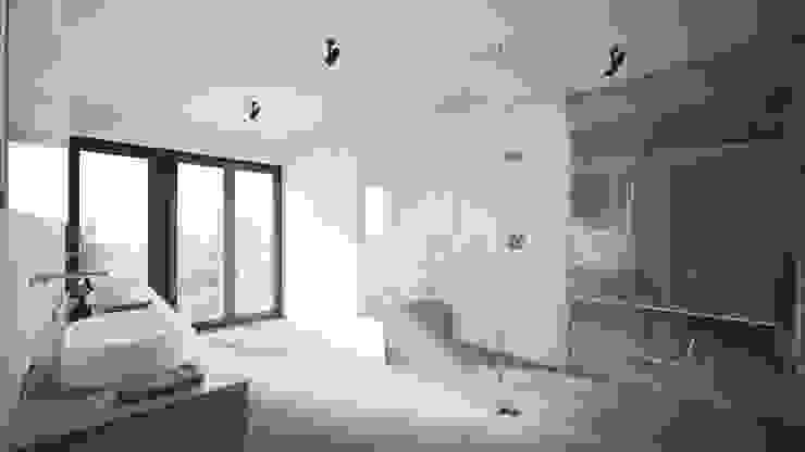 Masterbad (Projekt 234) Karl Kaffenberger Architektur | Einrichtung Moderne Badezimmer