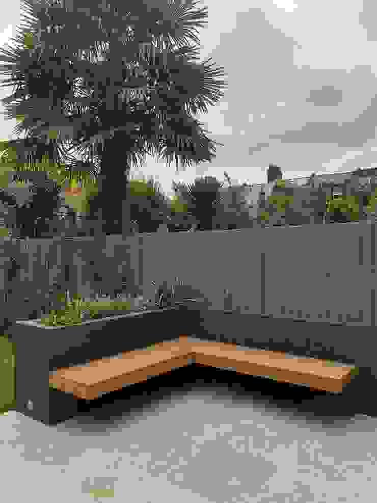 Urban Garden – London Jardins modernos por Clara Guedes - Garden Design Moderno