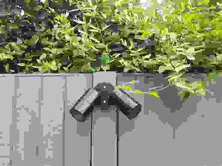 Urban Garden – London por Clara Guedes - Garden Design Moderno