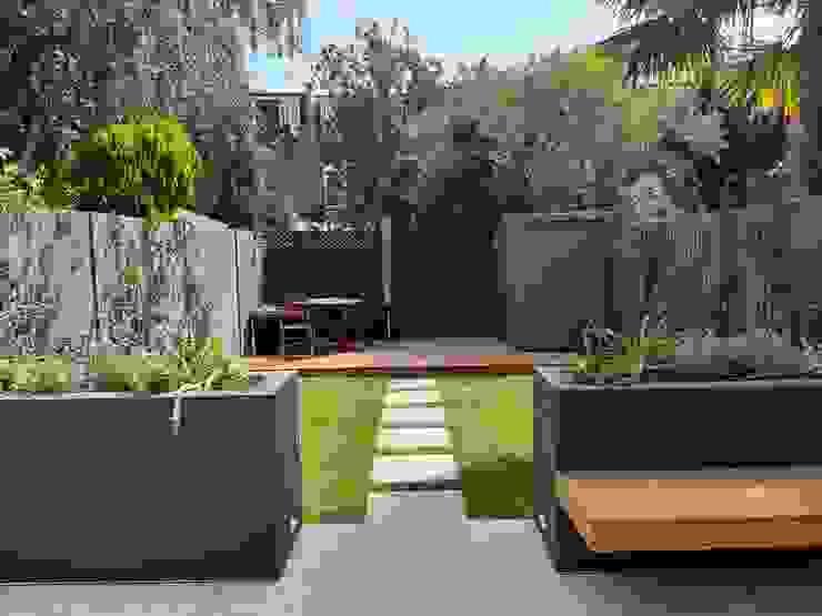 Urban Garden - London Clara Guedes - Garden Design Jardins modernos
