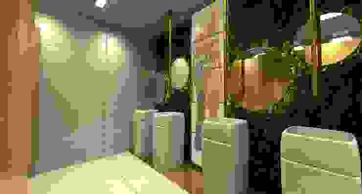 Ro Pinheiro Modern bathroom