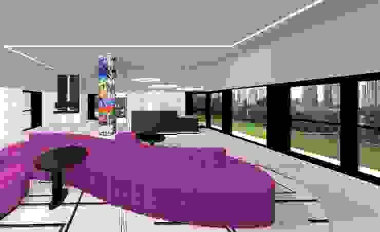 Ro Pinheiro Modern style study/office
