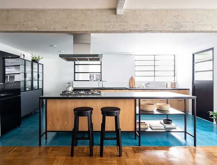 INÁ Arquitetura CocinaMesadas de cocina