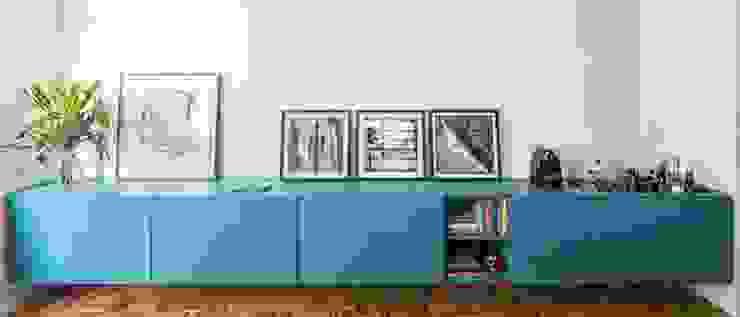 INÁ Arquitetura ComedorBuffet y cómodas