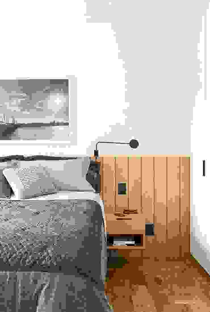INÁ Arquitetura DormitoriosIluminación