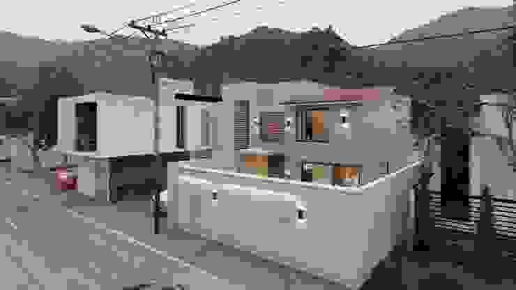 Conjunto de Casas Habitación Mutations Architecture Casas multifamiliares