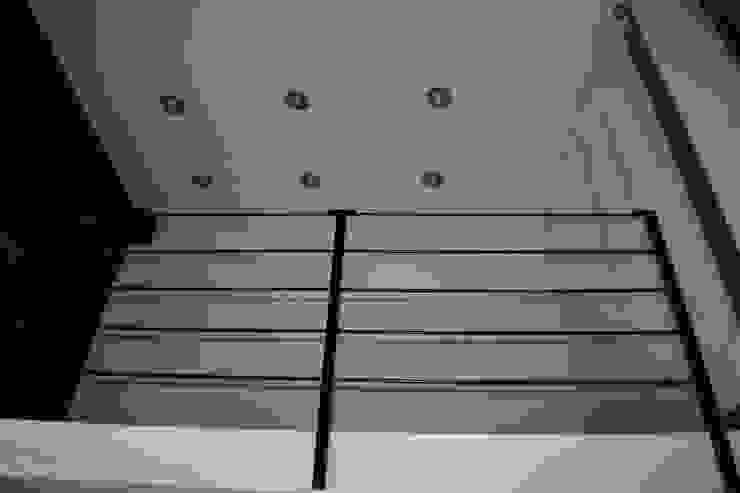 MSG Architecture SA DE CV Balkon Beton Weiß
