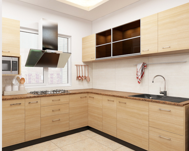 Stylish Modular Kitchen Design Ideas From Homes In Chennai Homify