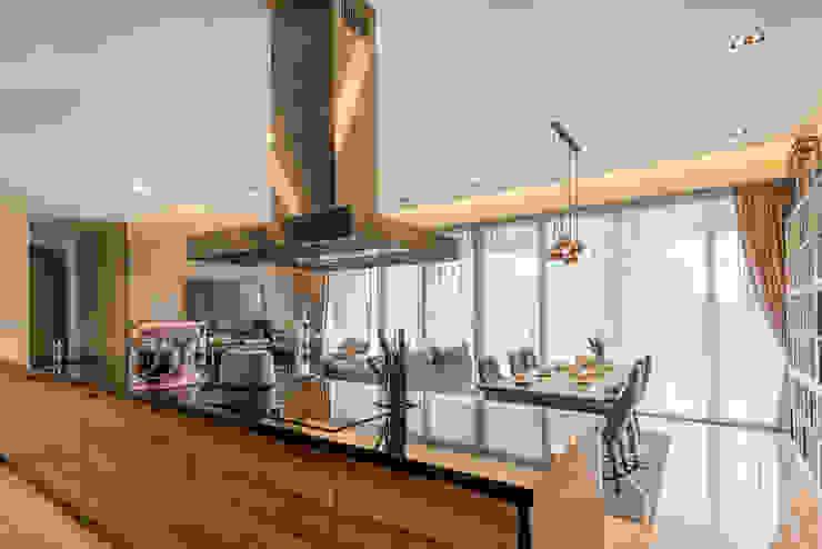 Project : 27 grange road: asian  by E modern Interior Design,Asian