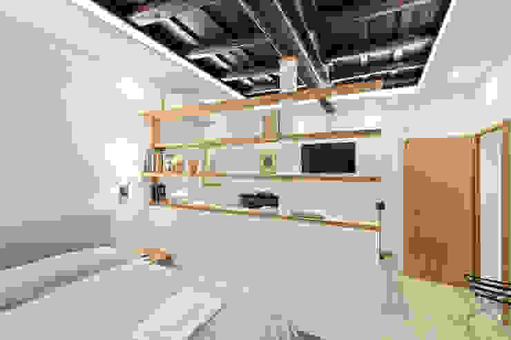 Camera da Letto Camera da letto moderna di Dr-Z Architects Moderno