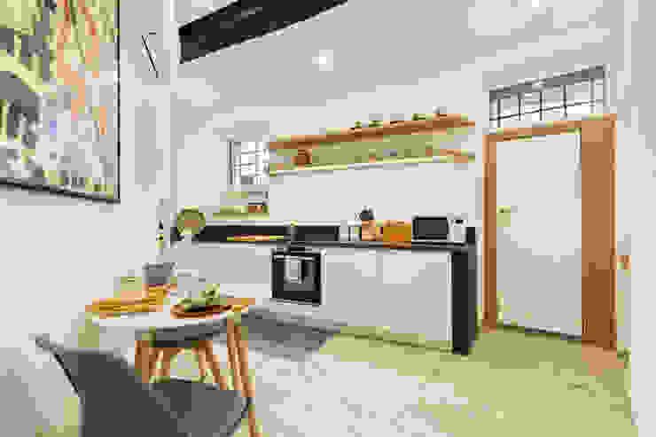 Cucina - Pranzo Cucina moderna di Dr-Z Architects Moderno