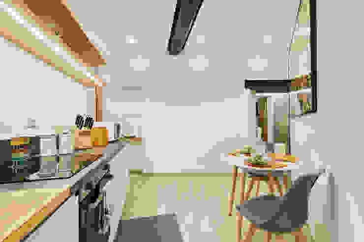 Cucina Cucina moderna di Dr-Z Architects Moderno