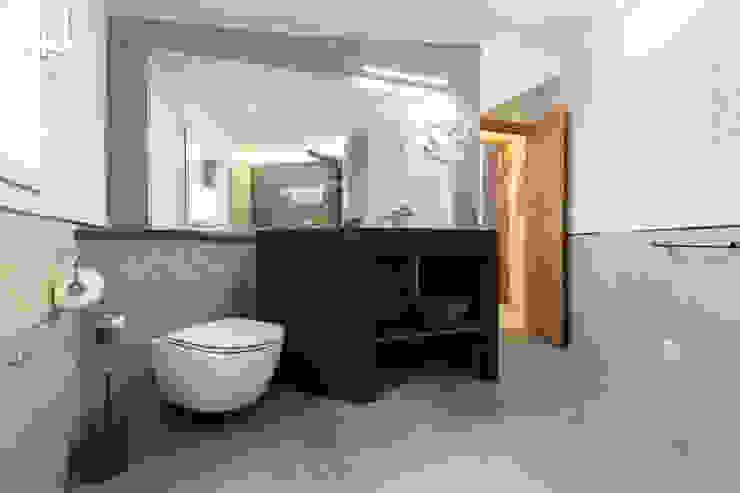 Bagno Suite Bagno moderno di Dr-Z Architects Moderno