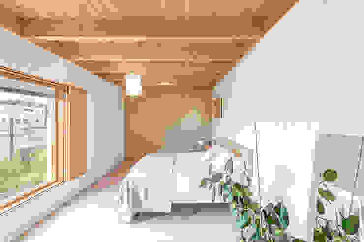 Dormitorios mediterráneos de Escribano Rosique Mediterráneo