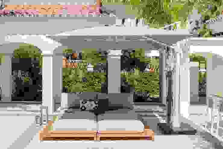 SunsLifestyle Pantalla Parasol od SUNS Lifestyle Nowoczesny
