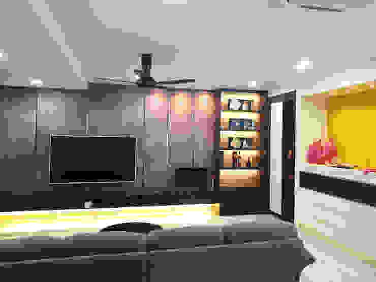 Architectural / Interior Design - Semi D (Jarom) Dterri Interior Design Living room