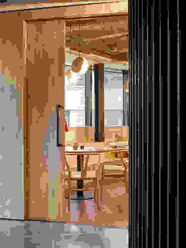 Cowork Andorra Estudios y despachos de estilo moderno de ESTUDIO DE CREACIÓN JOSEP CANO, S.L. Moderno