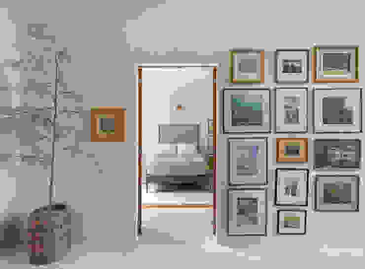 Taller Estilo Arquitectura Modern style bedroom White