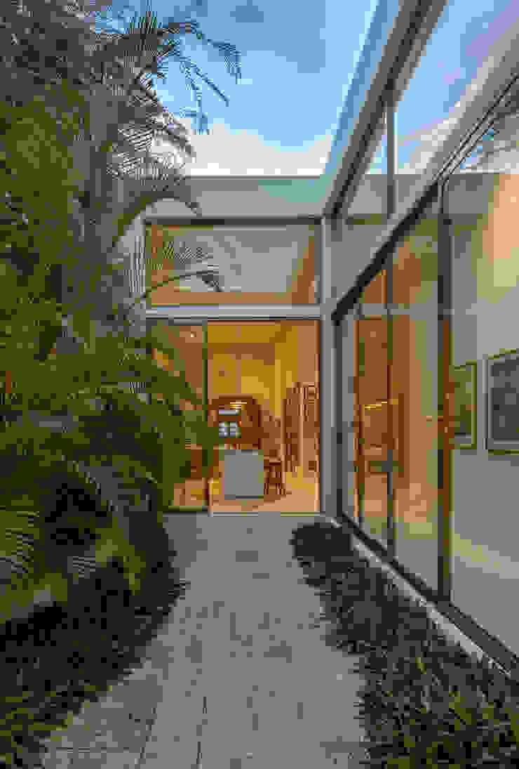 Taller Estilo Arquitectura Modern Garden