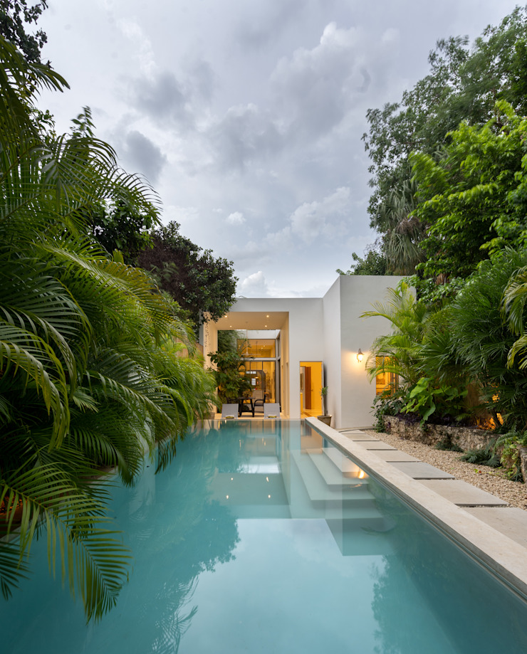 Taller Estilo Arquitectura Infinity Pool
