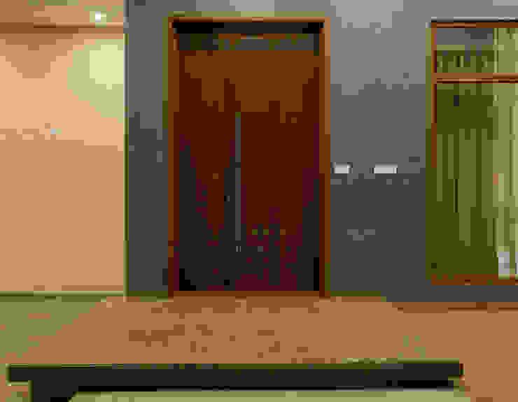 Main door designs Offcentered Architects Minimalist style doors