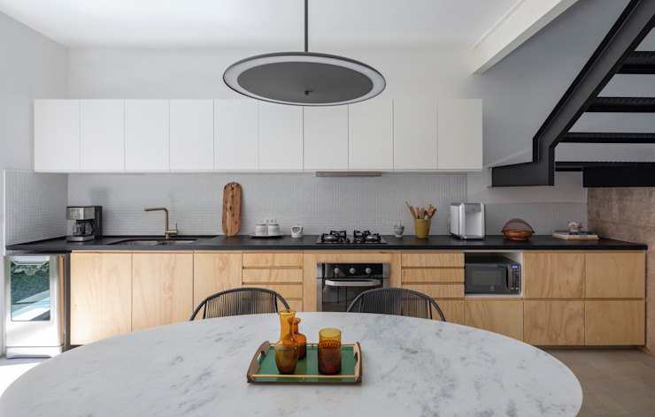 INÁ Arquitetura Muebles de cocinas